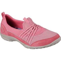 Women's Skechers Empress Slip-On Sneaker Coral