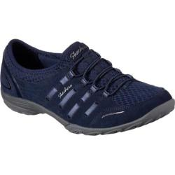 Women's Skechers Empress Splendid Slip-On Sneaker Navy