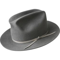 Men's Bailey of Hollywood Doty Fedora 14531BH Steel