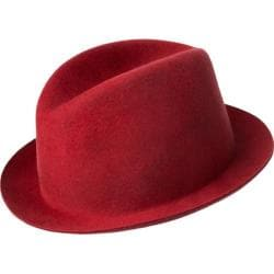 Men's Bailey of Hollywood Chipman Fedora 70601 Lava