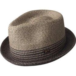Men's Bailey of Hollywood Hooper Fedora 81710BH Charcoal