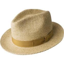 Men's Bailey of Hollywood Lerman Fedora 63263BH Wheat Melange