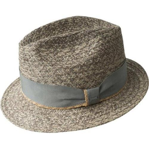 Men s Bailey of Hollywood Romeo Fedora 81704BH Cement - Free Shipping Today  - Overstock - 20998420 705b32201564