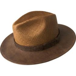 Men's Bailey of Hollywood Perloff Fedora 22770BH Sepia