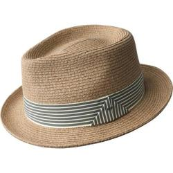 Men's Bailey of Hollywood Poole Fedora 81709BH Natural