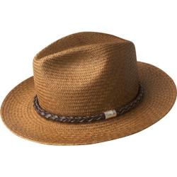 Men's Bailey of Hollywood Rudolf Fedora 22771BH Sepia