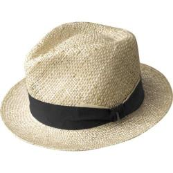 Men's Bailey of Hollywood Wahler Fedora 63266BH Natural
