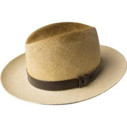 Men's Bailey of Hollywood Woods Fedora 22769BH Toasted Natural