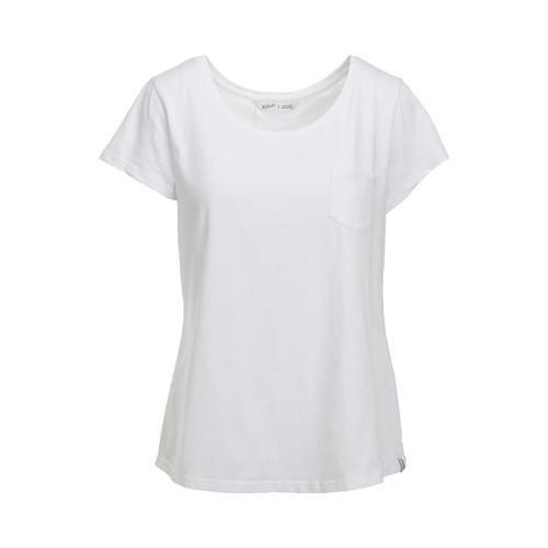 Women's Woolrich First Forks Short Sleeve Tee White (US W...