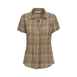 Women's Woolrich Carrabelle Short Sleeve Shirt Heddle