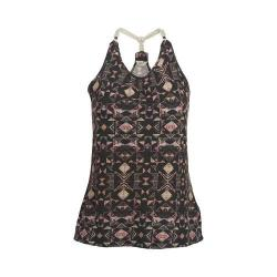 Women's Woolrich Bell Canyon Printed Tank Espresso