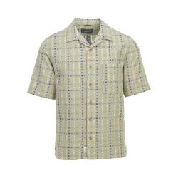 Men's Woolrich Coastal Peak Eco-Rich Shirt Khaki