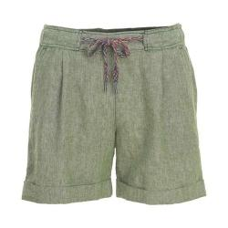 Women's Woolrich Outside Air Eco-Rich Short Moss
