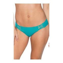 Women's Aerin Rose Rogue Strap Bikini Bottom Teal