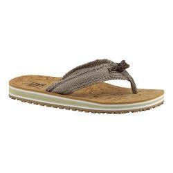 Women's Cudas Cumberland Thong Sandal Natural