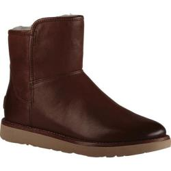 Women's UGG Abree Mini Leather Bootie Bruno Leather