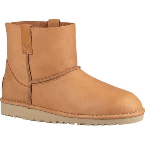 cb90727ee9 Women's UGG Classic Unlined Mini Leather Chestnut Leather