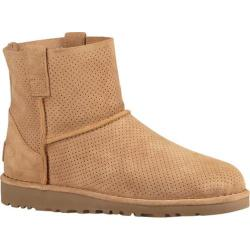 Women's UGG Classic Unlined Mini Perf Tawny Suede
