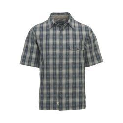 Men's Woolrich Overlook Dobby Eco-Rich Classic Shirt Dusk