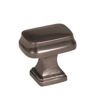 Revitalize 1-1/4 in. (32mm) Length Knob - Gunmetal - Grey