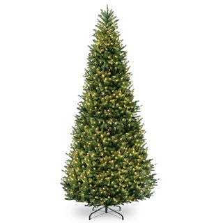 15 ft. Natural Fraser Slim Fir Tree with Clear Lights