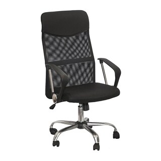 ALEKO Modern High Back Office Ergonomic Computer Desk Mesh Chair