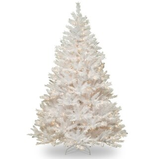 6.5 ft. Winchester White Pine Tree with Clear Lights