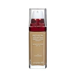 Revlon Age Defying Firming & Lifting Makeup Warm Beige
