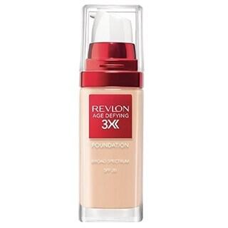 Revlon Age Defying Firming & Lifting Makeup Fresh Ivory