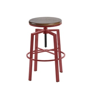 Devon Backless Adjustable Bar Stool  by Greyson Living