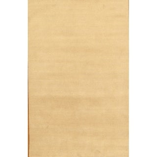 """Pasargad Modern Collection Hand-Loomed Wool Area Rug- 5' 1"""" X 8' 1"""" - 5' x 8'"""