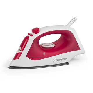 Westinghouse Steam Iron, Red