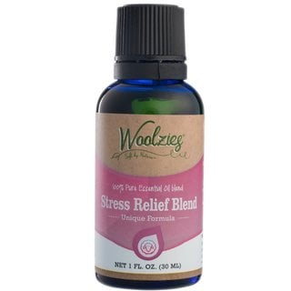 Woolzies Stress Relief Blend 1-ounce Essential Oil