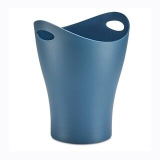 Umbra Mist Blue Garbino Small Trash/Waste Can , Polypropylene