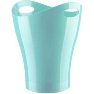 Umbra Surf Blue Gabrino Trash Can