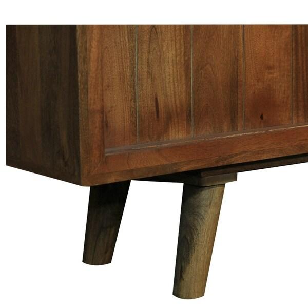 Renwil Pine Mango Wood Buffet Table
