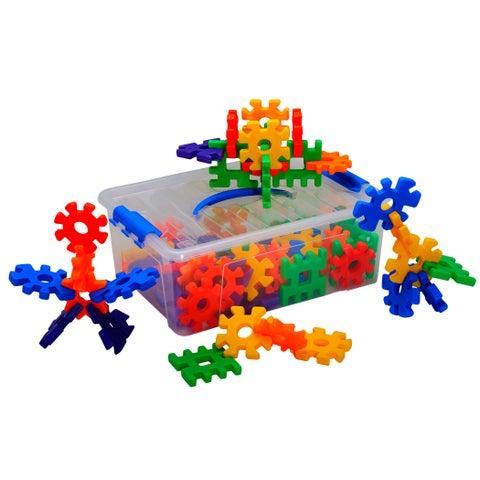 ECR4KIDS 3D Building Blocks, 84 Pieces