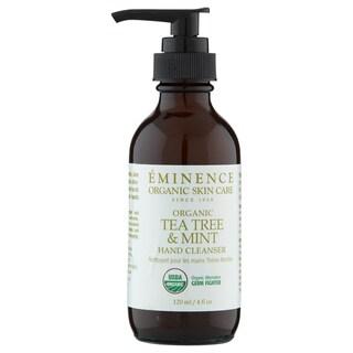 Eminence Tea Tree & Mint 4-ounce Hand Cleanser