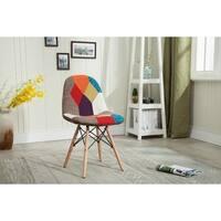 Hodedah Patchwork Studio Chair