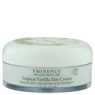 Eminence Tropical Vanilla 4.2-ounce Day Cream SPF 32|https://ak1.ostkcdn.com/images/products/17404155/P23641796.jpg?_ostk_perf_=percv&impolicy=medium