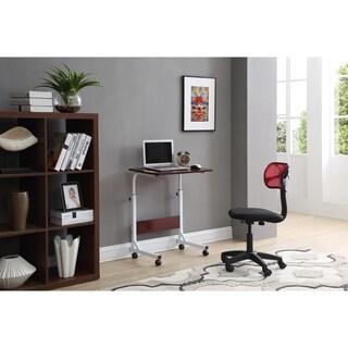 Wood Top Laptop Desk