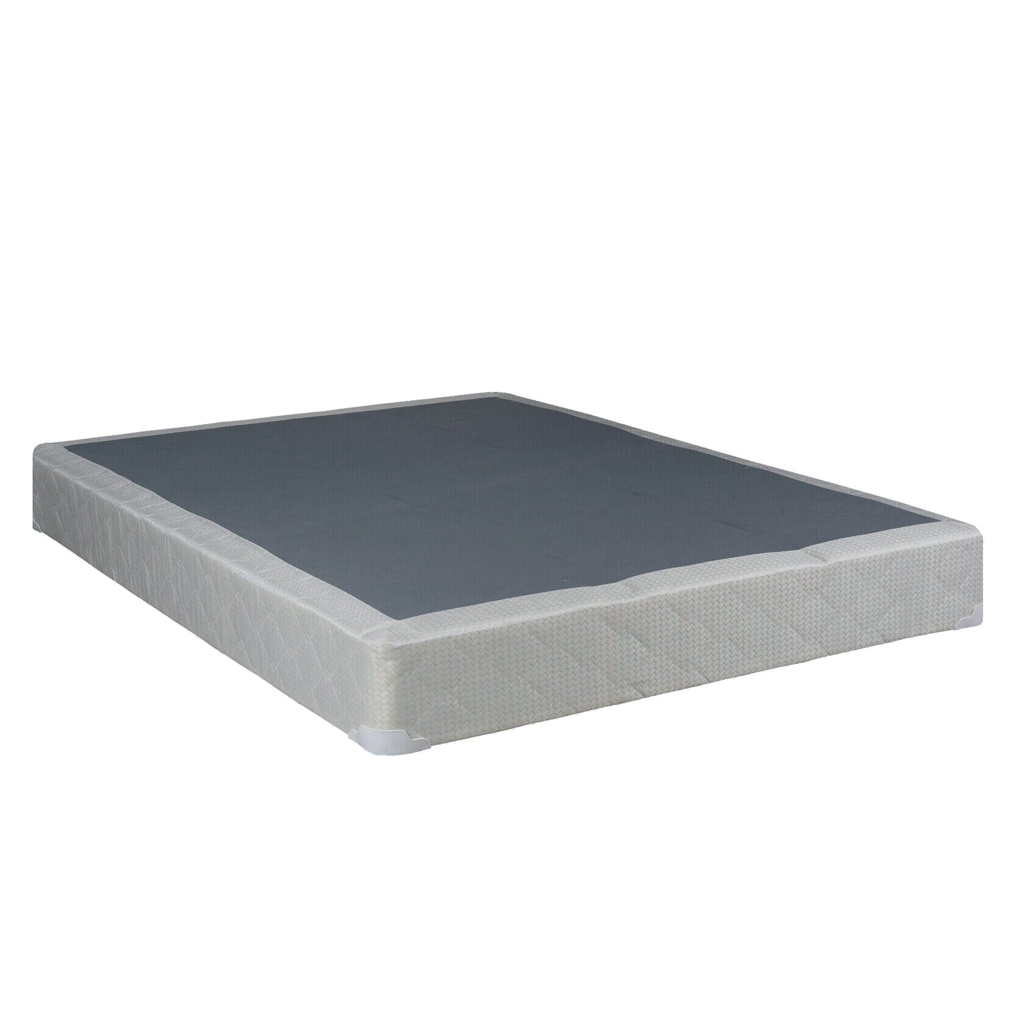 Springs Coil 8-inch Split King-size Assembled Box Spring,...