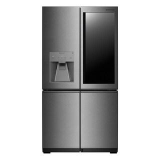 LG LUPXC2386N 23 cu. ft. InstaView Door-in-Door® Counter-Depth Refrigerator in Stainless Steel