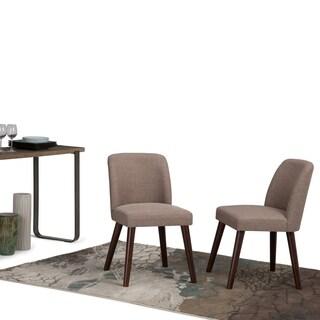WYNDENHALL Adelia Mid Century Dining Chair (Set of 2)