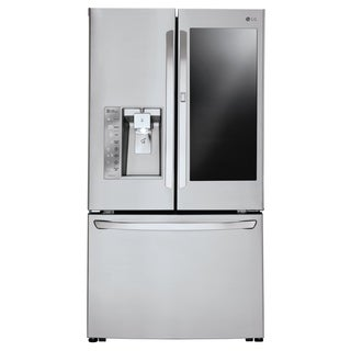 LG LFXS30796S 30 cu. ft. InstaView Door-in-Door® Refrigerator in Stainless Steel