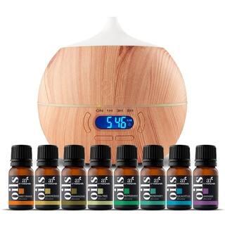 artnaturals Bluetooth Oil Diffuser & Top 8 Essential Oil Set|https://ak1.ostkcdn.com/images/products/17404794/P23642406.jpg?impolicy=medium