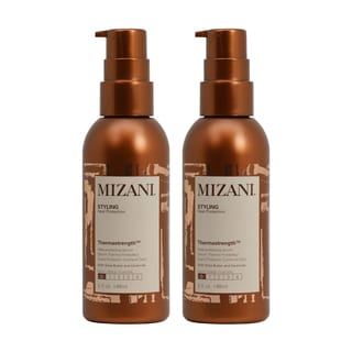 Mizani Thermastrength Styling 5-ounce Heat Protecting Serum (Pack of 2)
