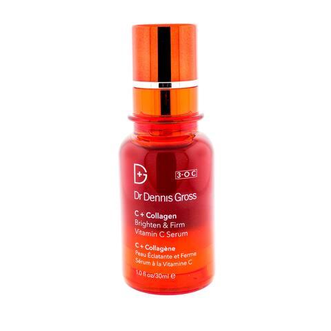 Dr. Dennis Gross C+ Collagen 1-ounce Brighten + Firm Vitamin C Serum