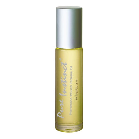 Pure Instinct Pheromone Infused Perfume Oil