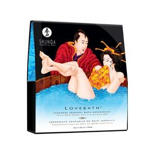 Shunga 23-ounce Ocean Temptations Sensual LoveBath